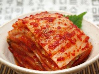 白菜キムチ(カット)