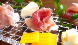 伝統の味わい イタリア産 真の生ハム 200g(12〜15枚入)