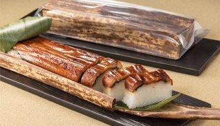 名鉄グランドホテル謹製うなぎ寿司