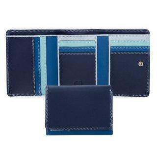 Medium Trifold Wallet Denim<br>3つ折ウォレット/デニム