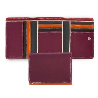 [海外取寄せ品]<br>Medium Trifold Wallet Chianti<br>3つ折ウォレット/シャンティ
