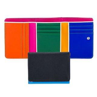 [海外取寄せ品]<br>Medium Trifold Wallet Burano<br>3つ折ウォレット/ブラーノ