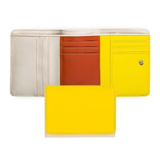 [海外取寄せ品]<br>Medium Trifold Wallet Puglia<br>3つ折ウォレット/プーリア