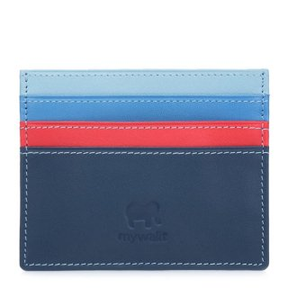 Small Credit Card & ID Holder<br>カードホルダー/ロイヤル