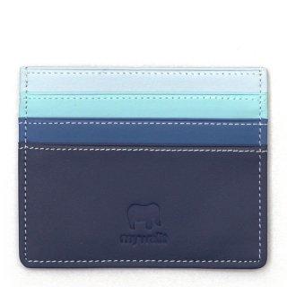 Small Credit Card & ID Holder<br>カードホルダー/デニム