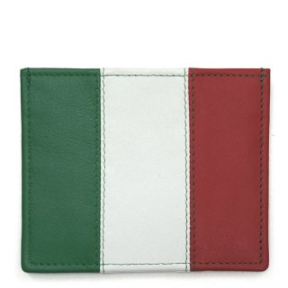 """<span style=""""color:#FF0000"""">OUTLET 40%off</span><br>Small Credit Card & ID Holder<br>カードホルダー/イタリア"""