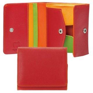 Folded Wallet With Tray Purse<br>コインパースつき2折りウォレット/ジャマイカ