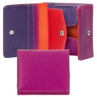 Folded Wallet With Tray Purse<br>コインパースつき2つ折ウォレット/サングリアマルチ