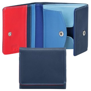 Folded Wallet With Tray Purse<br>コインパースつき2つ折ウォレット/ロイヤル