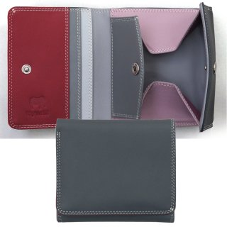 Folded Wallet With Tray Purse<br>コインパースつき2つ折ウォレット/ストーム