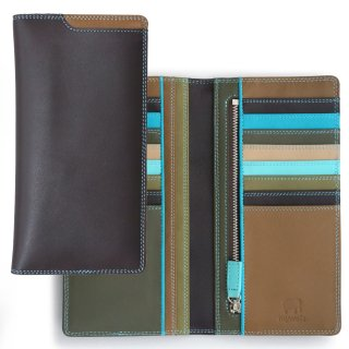 Plus-1 Breast Wallet Chocolate Mousse<br>Plus-1 長財布/チョコレートムース