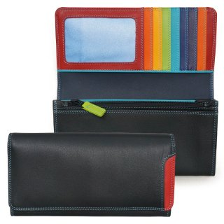 Plus-1 Medium Matinee Purse Wallet<br>Plus-1 長財布/ブラックペース
