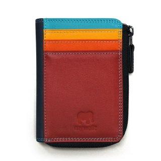 Plus-1 Zip Purse Card Holder<br>Plus-1 ジップパース/ブラックペース