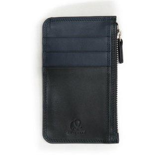 Slim Minimal Wallet<br>スリムミニマルウォレット/ブラック・ミッドナイト