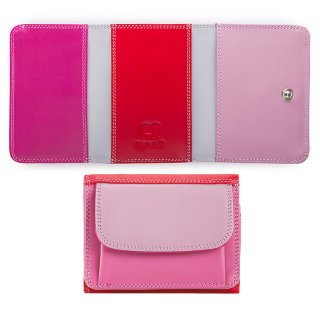 """<span style=""""color:#FF0000"""">OUTLET 40%off</span><br>Small Trifold Wallet<br>3つ折ウォレット/ルビー"""