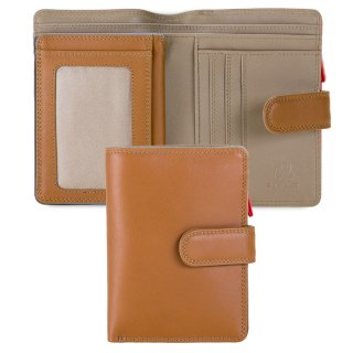 Medium Snap Wallet<br>ミディアムウォレット/キャラメル