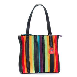 Laguna Small Shopper<br>ラグーナ・ショッパーバッグ/ブラック