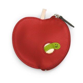 Fruits Apple Purse<br>アップルパース/レッド