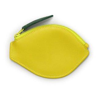 Fruits Lemon Purse<br>レモンパース/イエロー