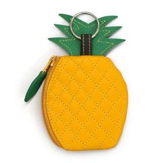 Fruits Pineapple Purse<br>パイナップルパース/イエロー