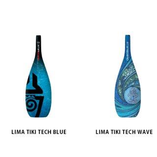 LIMA TIKI TECH (BLUE/WAVE) (starboard)