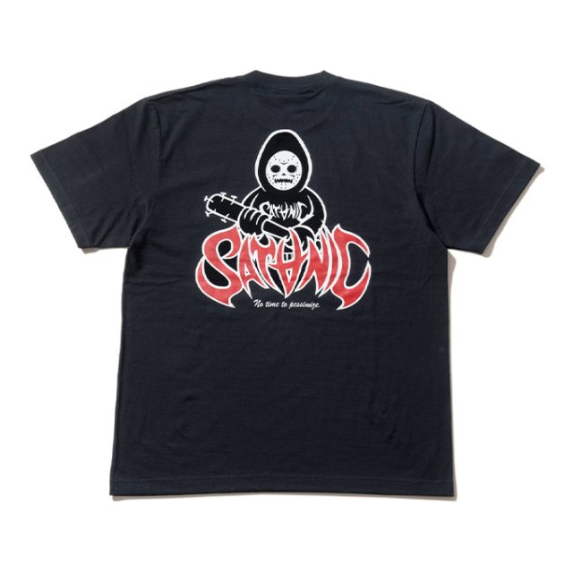 <img class='new_mark_img1' src='https://img.shop-pro.jp/img/new/icons8.gif' style='border:none;display:inline;margin:0px;padding:0px;width:auto;' />SATANIC Voorhees TEE(BLACK)