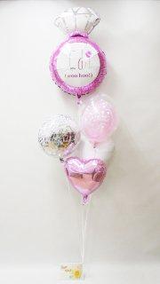 ウエディングリングballoon 結婚のお祝い