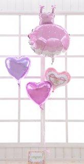 ウエディングドレスballoon  結婚式のお祝いに