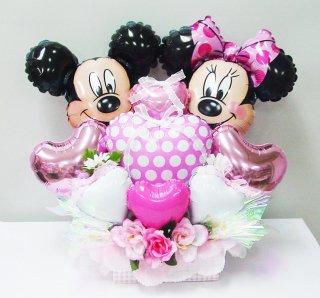 アレンジ お祝い事に ミッキーマウスballoon