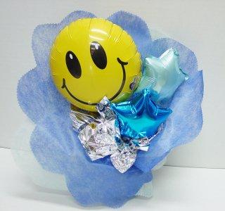 バンチ お祝い事に スマイルballoon