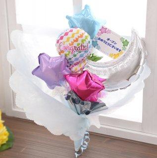 バンチ お祝い事に Congrats balloon