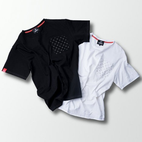Cotton Pocket Filament T-Shirt