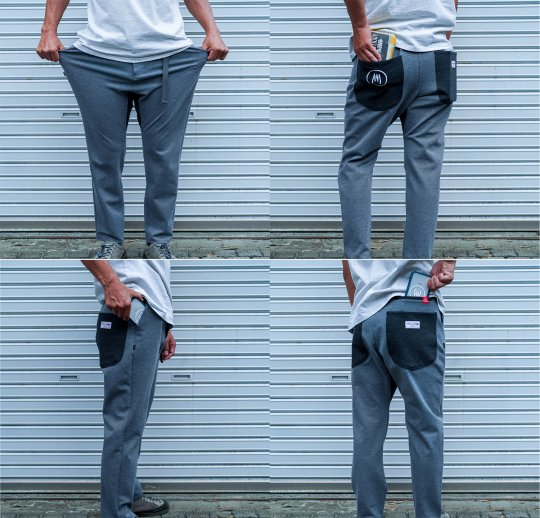 EZ ankle pants