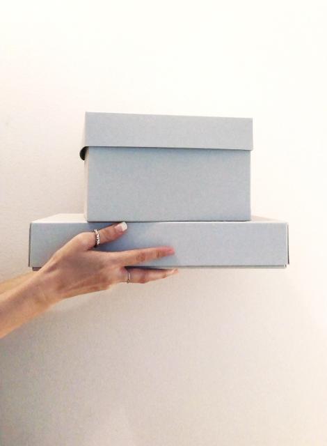 momoちゃん Gift  BOX  (数量限定商品) ・ 展示