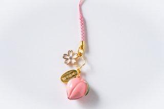 No.6 小さな桜と桃鈴