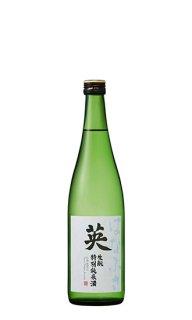 特別純米酒 英 生もと 720ml