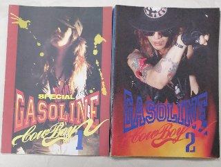 TAIJI 沢田泰司 /X JAPAN/「GASOLINE」 創刊1号から最終号の6号まで、全6冊セット
