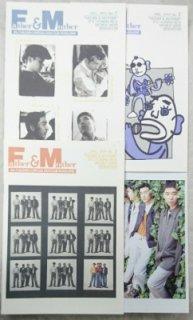 Mr.Children ファンクラブ会報 Father&Mother 創刊1号から71号 完全揃い70冊セット(54・55号合併号)