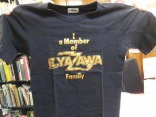 矢沢永吉 Tシャツ 「I am a Member of The E.YAZAWA Family」 未使用、デッドストック