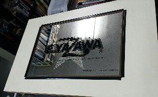 矢沢永吉 初代モデル・パブミラー / 星マークにE.YAZAWAのロゴ