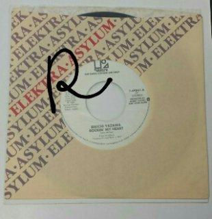 矢沢永吉 ROCKIN' MY HEART EP プロモーション・レコード USA盤