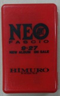 氷室京介 「neo fascio」 プロモーション・カセットテープ