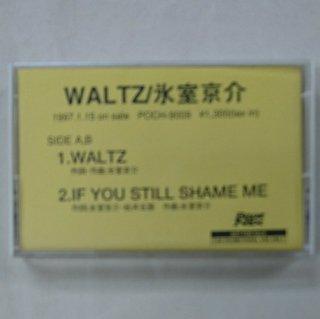 氷室京介 「WALTZ」 プロモーション・カセットテープ