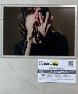 エレファントカシマシ 30周年写真展 「宮本浩次写真 アクリルパネル」 フェイスアップ / B6サイズ