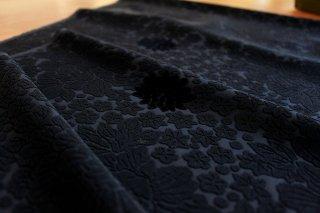 牡丹地紋ビロードコート    Fujiya Style