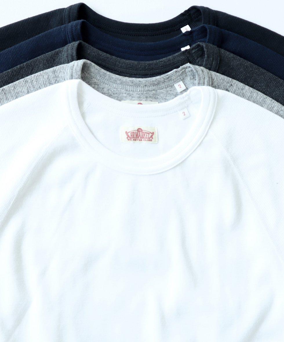HOLLYWOOD RANCH MARKET/ ストレッチフライス Tシャツ