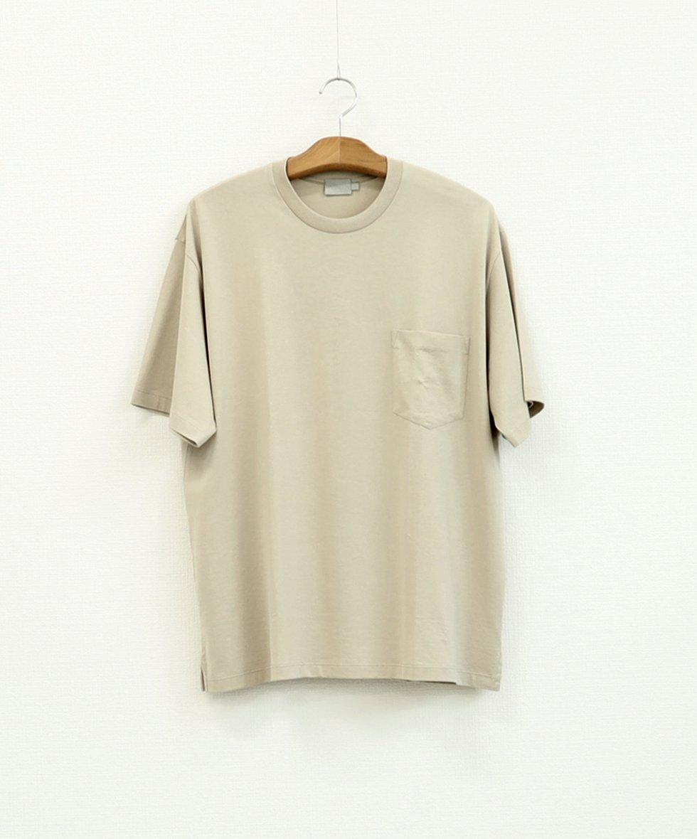 handvaerk/ハンドバーク  60/2 S/S Big T-Shirt