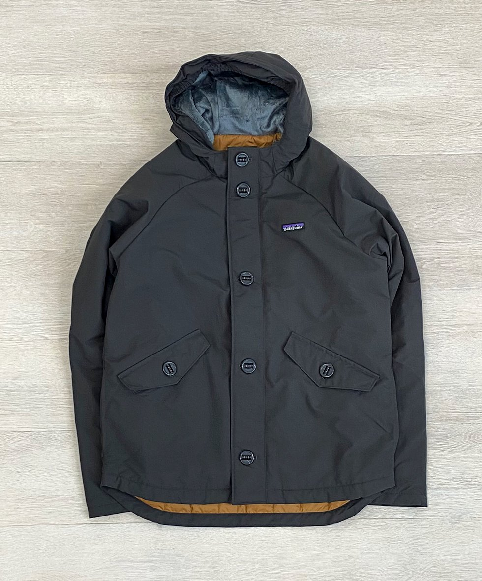Patagonia/  Boys' Insulated Isthmus Jacket