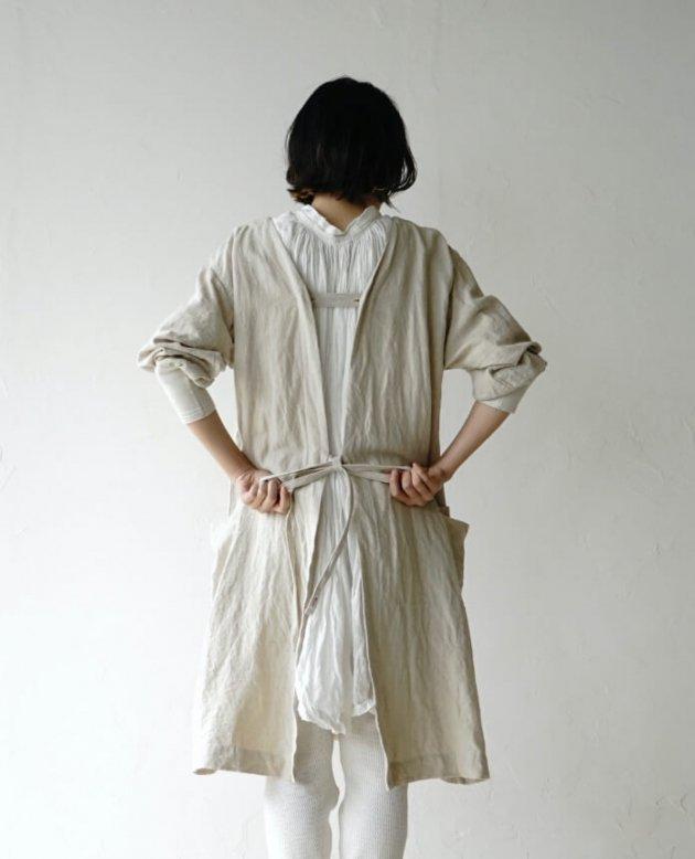 kapoc 1st. / hand made linen