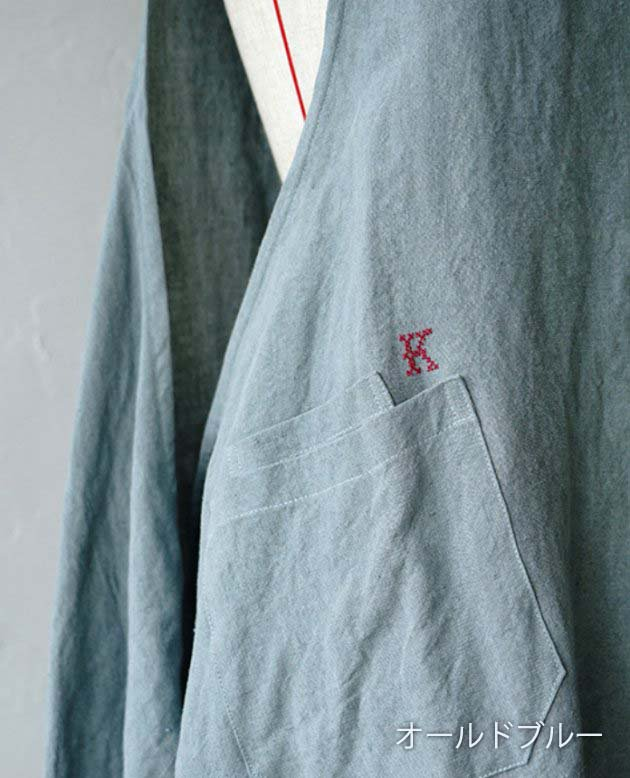 TABARD / hand made linen